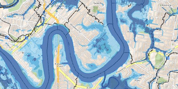 Flood Map Brisbane Buying a Property in Brisbane? These websites will help! Flood Map Brisbane