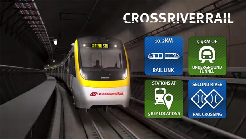 Brisbane Cross River Rail Project - A property Investor's