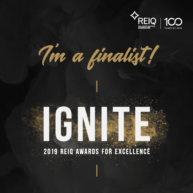 2019 REIQ Buyers Agent of the Year Finalist