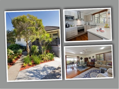 Buying a house in Keperra