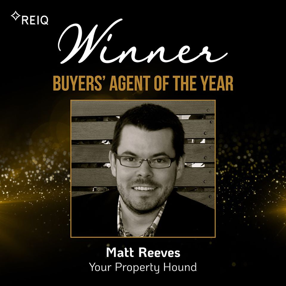 REIQ Buyers Agent of the Year 2020