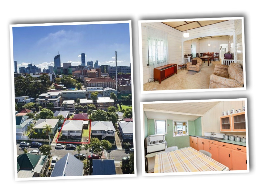 Buying a home South Brisbane